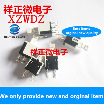 10pcs 100% orginal new real stock SPPH260100 Self-locking switch 6x6 Self-locking switch SPPH2 series travel switch