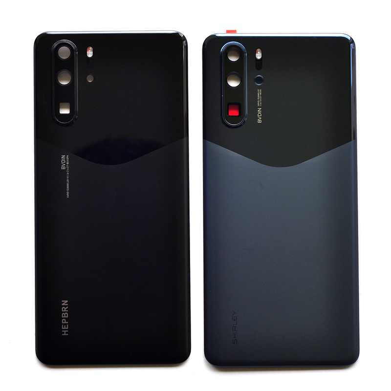 For Huawei P30 Pro Rear Housing Battery Cover Back Case With Camera Lens+Flash Light+Adhesive Shirley Sign Чехол для телефона|Mobile Phone Housings & Frames| - AliExpress