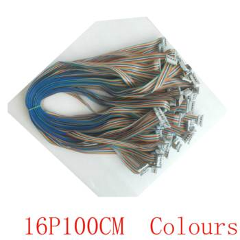 flat data cable colours 16P30CM P2 P2.5 P3 P3.91 P4 P4.81 P5 P6 P7.62 P8 P10 Full Color Outdoor Indoor Rental LED Display module image