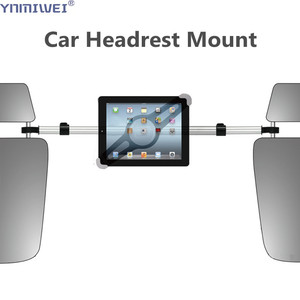 Image 2 - Holder For Tablet PC Auto Car Back Seat Headrest Mounting Holder Tablet Universal For 7 11 Inch For Ipad Xiaomi Samsung