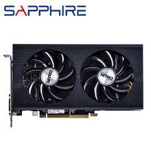 Оригинальная Видеокарта SAPPHIRE RX 460 4GB видео-открытка AMD Radeon RX 460 4GB Nitro+ видеокарты GPU компьютерная карта HDMI не майнит