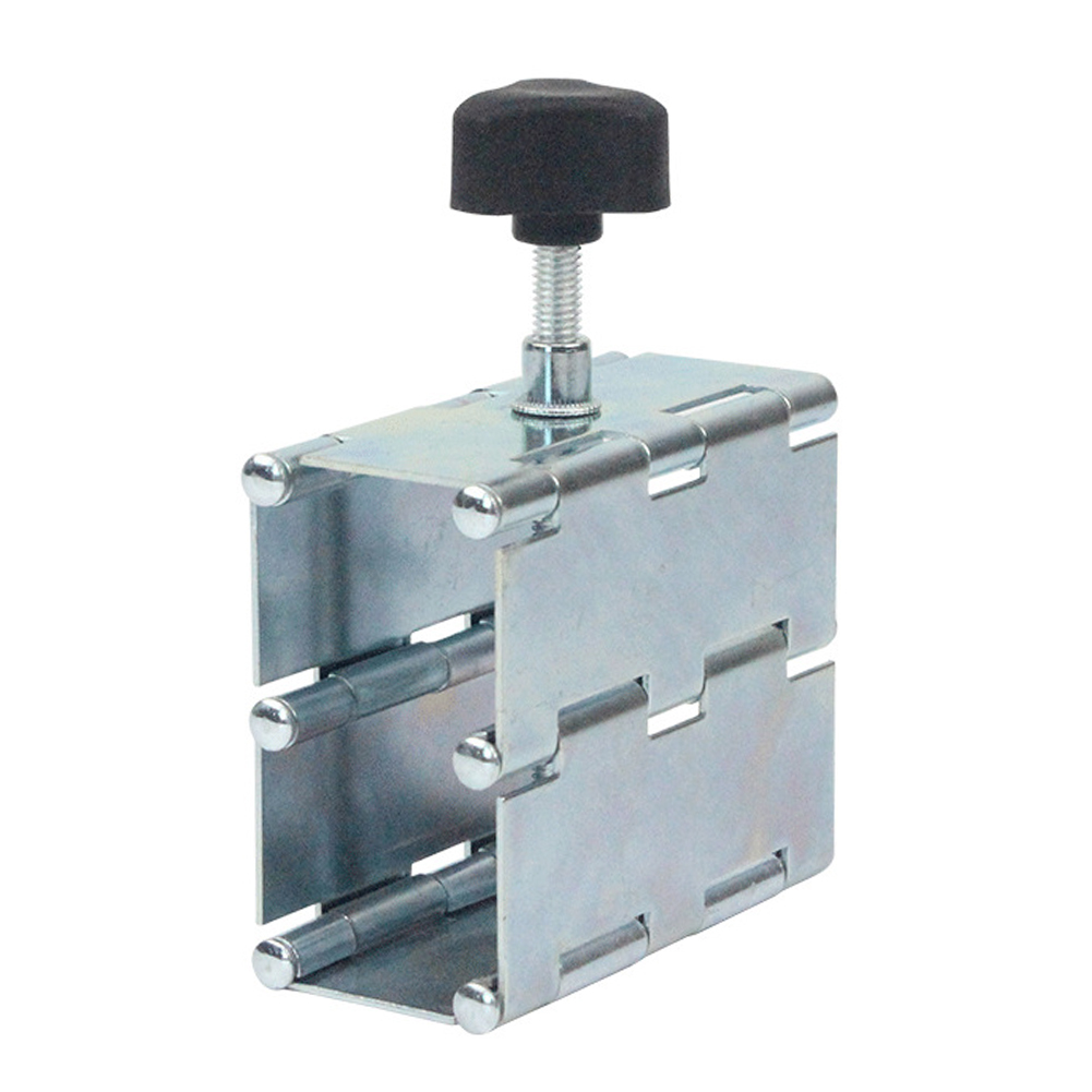 Ceramic Wall Brick Construction Tool Locator Floor Alignment Electroplated Iron Locking Tile Height Adjuster Support Regulator