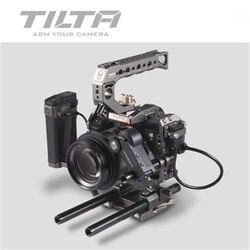 Tilta TA-T17-A-G Rig Cage For Sony A7II A7III A7S A7S II A7R II A7R IV A9 Rig Cage For SONY A7/A9 series Tiltaing VS Smallring