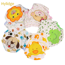Hylidge Baby Diapers Reusable Cloth Nappies Toddler Washable Diaper Cover For Children Training Pants Waterproof Potty Underwear