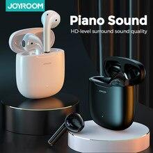 Joyroom T13 TWS Drahtlose Kopfhörer Bluetooth 5,0 Wasserdichte Ohrhörer HD Stereo Gebaut-in Mic für Xiaomi iPhone Huawei Klavier sound