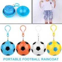 120x90 см футбольные багажные плащи портативная ручная сумка пончо универсальная Кепка аварийные дождевики