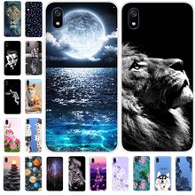 For Xiaomi Redmi 7A Case 5.45' Soft Silicone Printed Phone C
