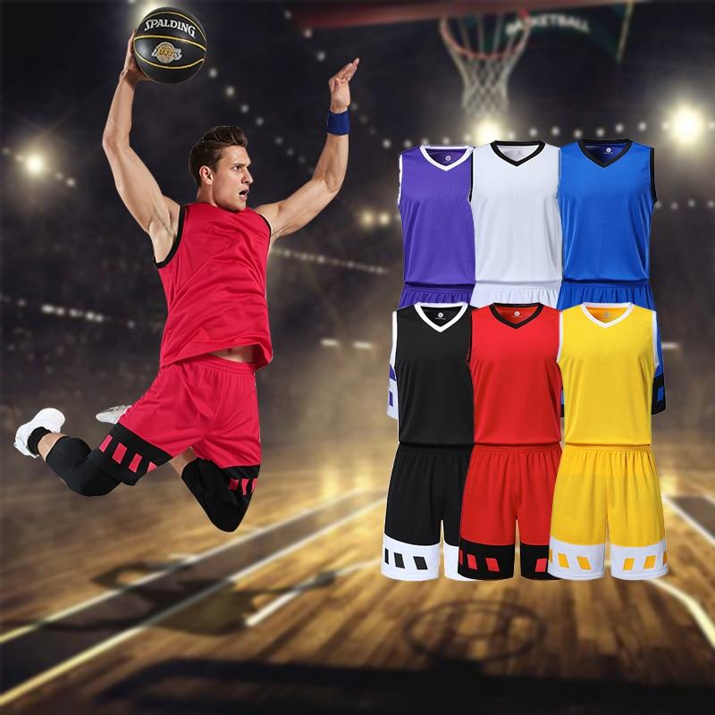 Personalizado de Alta Conjuntos de Jérsei Nova Chegada Qualidade Adulto Crianças Basquete Uniformes Meninos Meninas Esportes Kit Roupas Camisas Shorts Ternos