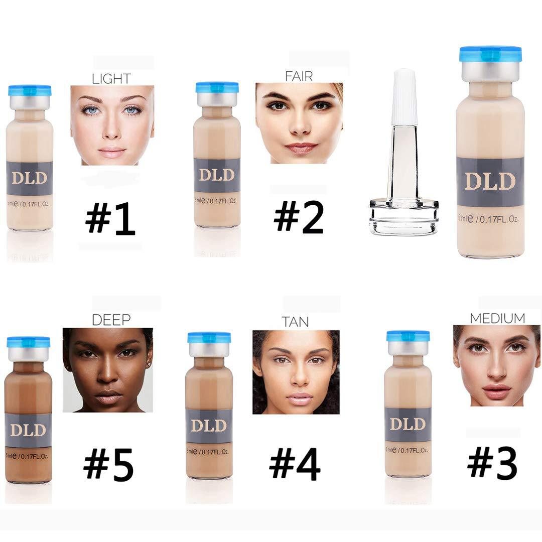 BB Cream Meso Whitening Brightening Serum BB Glow Foundation Beauty Salon Cosmetic Makeup Liquid Foundation Serum Mesowhite