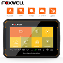 Foxwell GT60 Professional OBD2 Scanner ABS SRS EPB TPS TPMS IMMO ODB2 OBD2 Automotive Scanner 19 Reset Car Diagnostic Tool
