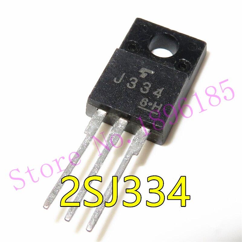 Новый и оригинальный J334 2SJ334 TO-220F 60V 30A; гарантированное качество
