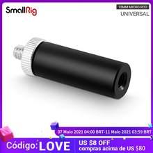 Haste padrão micro 15mm de smallrig 1.5 polegadas de comprimento com 1/4