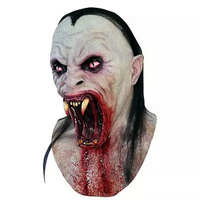 Vampiro horror assustador máscara mascaras de látex realista halloween monstros pinhead látex demônio parasita zumbi máscaras