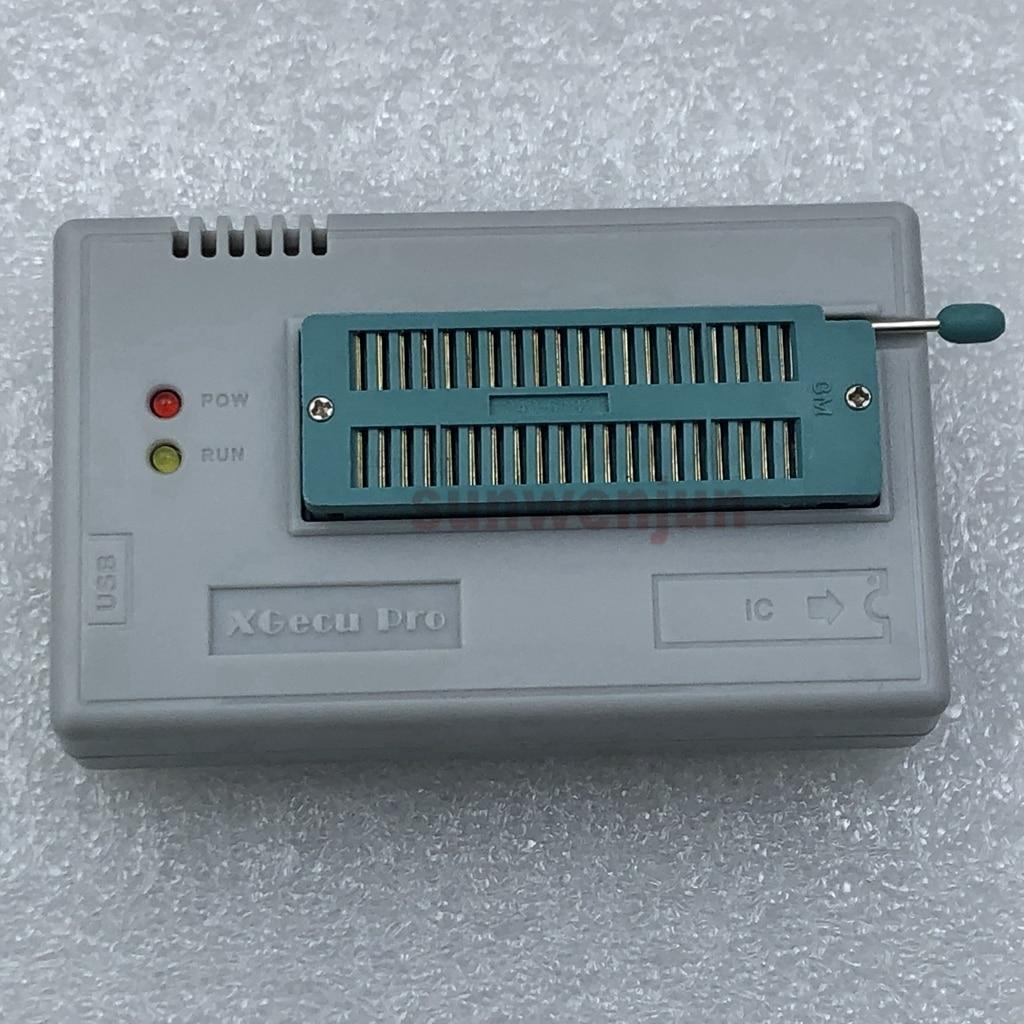 Image 3 - V10.13 XGecu TL866II más programador USB de apoyo 15000 + IC SPI Flash NAND EEPROM MCU PIC AVR reemplazar TL866A TL866CS + 6 adaptadoresadapter tl866aadapter tl866adapter avr -