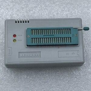 Image 3 - V10.27 XGecu TL866II בתוספת USB מתכנת תמיכה 15000 + IC SPI פלאש NAND EEPROM MCU PIC AVR להחליף TL866A TL866CS + 6 מתאמים