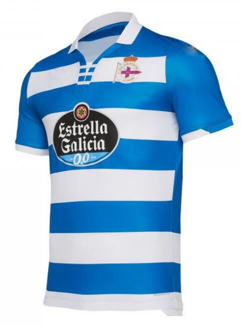 19/20 For Deportivo La Coruna Adult Camiseta De Futbol 2019 Deportivo La Cor Futbol Camisa Leisure Best Quality T-Shirts