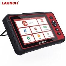 Lancio x431 CRP909 Completo del Sistema Wifi OBD2 Scanner DPF TPMS Olio di Reset PK MK808 OBD ODB2 Auto Scanner di Diagnosi Auto OBD2 Strumento di Scansione