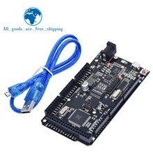 Tzt mega2560 mega + wifi r3 atmega2560 + esp8266 32m memória USB-TTL ch340g compatível mega nodemcu esp8266