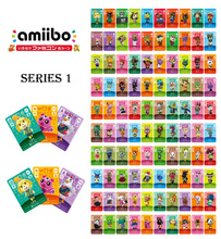 Animal Crossing Card Amiibo Card Work for NS Games Series 1-4 Villager card(001 to 400) Touring car card(001-050) tamaris 1 1 23701 37 001