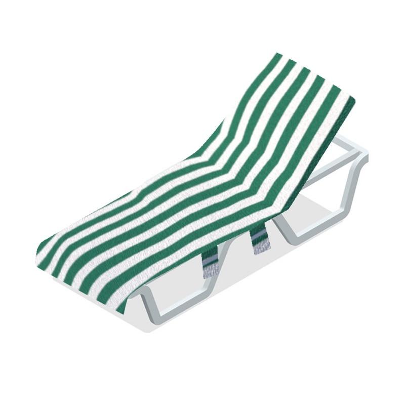 toalha de praia cadeira cobre piscina cadeira toalha com bolsos toalha de praia capas chaise toalha