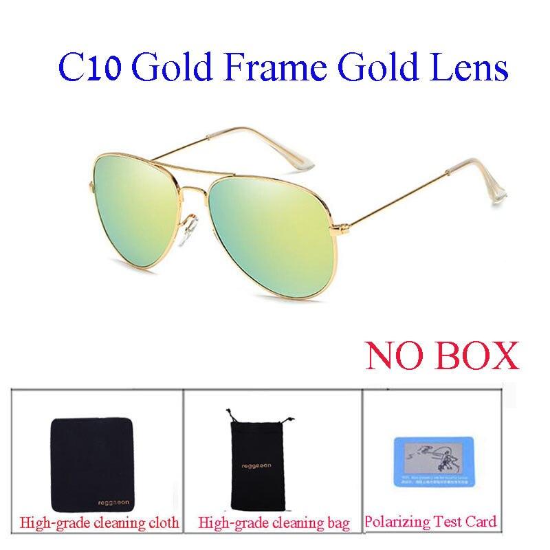 2020 reggaeon classic polarized sunglasses women men rays 60mm G15 lens driving sunglasses UV400 Gafas 3026 with case uv400