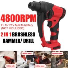 Cordless-Drill Power-Tools 18V Lithium 2800W Mini