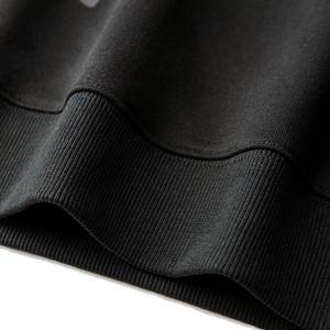 Image 3 - HW Mens Fashion Hoodies O Neck Loose Fit Long sleeved Sweatshirt Japanese Streetwear Hip Hop Clothing