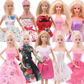 Lalka Barbie sukienka ślubna sen sukienka koronkowa popularny codzienny styl dla 11 Cal 26-28Cm lalka Barbie akcesoria ubrania dla Barbie tanie i dobre opinie Tkanina CN (pochodzenie) babi0128 Dziewczyny Moda Sukienka w stylu zachodnim Excluding Barbie Akcesoria dla lalek Barbie Clothes