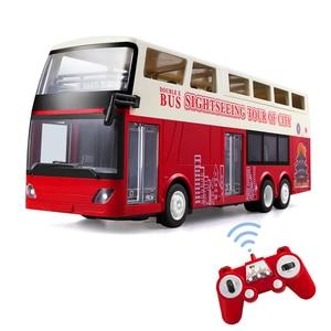 Big Double Decker rc Bus 2.4G