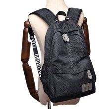 Casual Travel Backpack Women Sac A Dos Men School Bag For Teenage Girls Boys Waterproof Laptop Backpack Female Bagpack Anti Thef стоимость