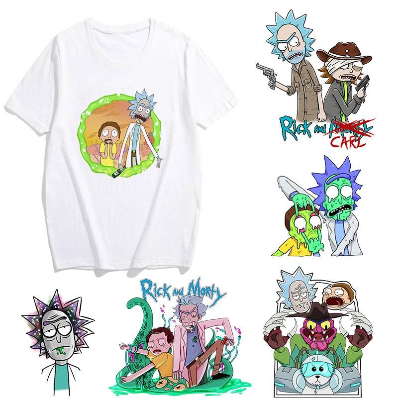 Showtly Rick And Morty 3D T Shirt Men/Women Tshirt Summer Anime T-Shirt Short Sleeve Tees O-neck Tops Drop Ship