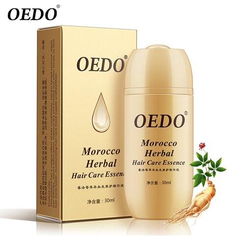 OEDO New Hair Care Essence Morocco Ginseng Keratin Treatment Hair Loss Repair Serum Hair Growth Powder Product For All Karachi