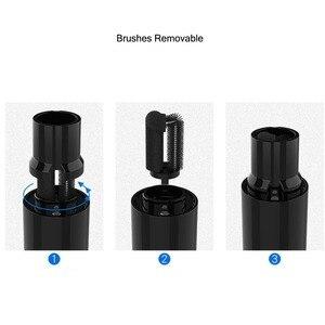 Image 3 - Juego de 3 cepillos de repuesto para limpiador eléctrico, accesorios de cepillo eléctrico, herramienta de limpieza para ELIO EC100, extraíble y lavable para Iqos, 1 unidad