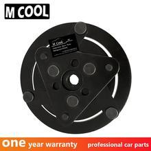 SANDEN 7V16 AC Компрессор сцепления концентратор магнитная муфта Передняя пластина для автомобиля VW Jetta City Bora 98-08 1206 1215 1216
