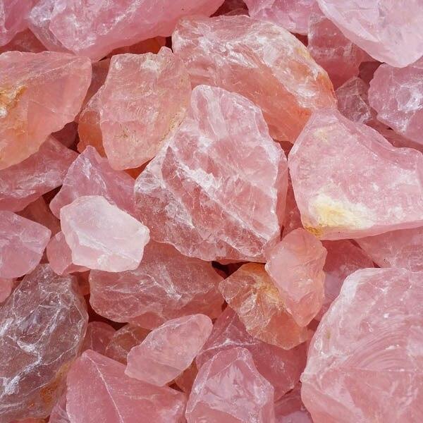 1000 gramme poudre naturelle pierre originale Grain Long 20 ~ 50) millimètre au sujet de cristal de poudre naturelle pierre originale gravier - 4