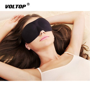 Image 1 - 旅行アイマスクカーアクセサリー太陽バイザーメガネケースメガネホルダースタンド夜リラックス睡眠シェードカバー睡眠目隠し
