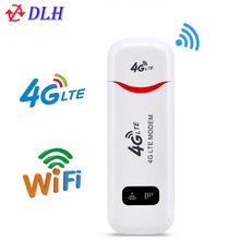 3g 4g Wifi Modem Wingle Lte Usb Hotspot Wireless Dongle Car Router For Windows Mac Os With Sim Card Slot