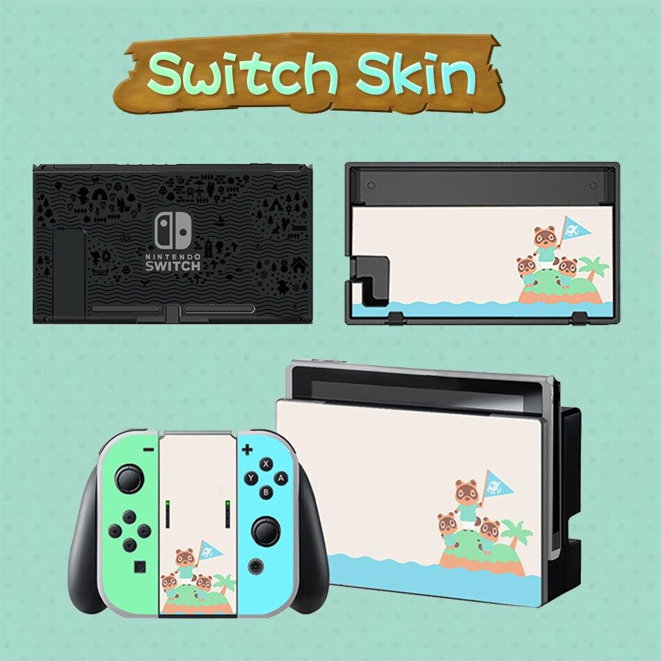 Animal Crossing Skin Sticker For Nintend Switch Stickers Vinyl