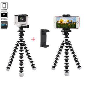 Mini Octopus Tripod-Holder Camera-Stand Mobile-Phone-Tripod Smartphone Gorillapod Universal