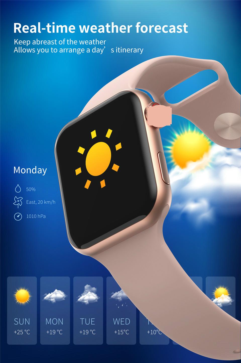 F10 Fitness Tracker ECG pulsera smartwatch 11