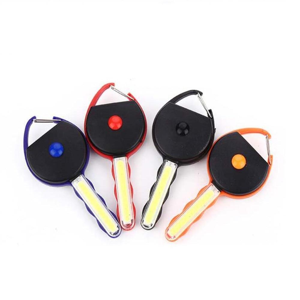 Portable LED Torch Light Mini Flashlight Waterproof 3 Modes Keychain Emergency Lighting Outdoor Lamp Key Chain UV Flashlight