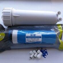 400 gpd wasser filter umkehrosmose system TFC 3012 400 ro membran ro system wasser filtrer gehäuse osmose inversa