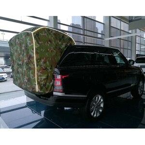 Автомобильная задняя крыша, наружное оборудование, палатка для кемпинга, навес, хвост, Леджер, навес для пикника, для Land Rover Range Rover Vogue, задняя ...