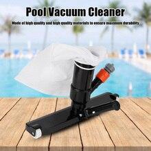 Swimming Pool Suction Head Vacuum Cleaner Brush Spa Pond Dirt Supplies DAG-ship