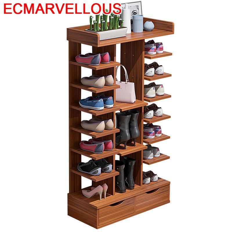 Minimalist Zapatera Mueble Rangement Mobilya Moveis Para Casa Meuble Chaussure Cabinet Furniture Scarpiera Shoes Rack