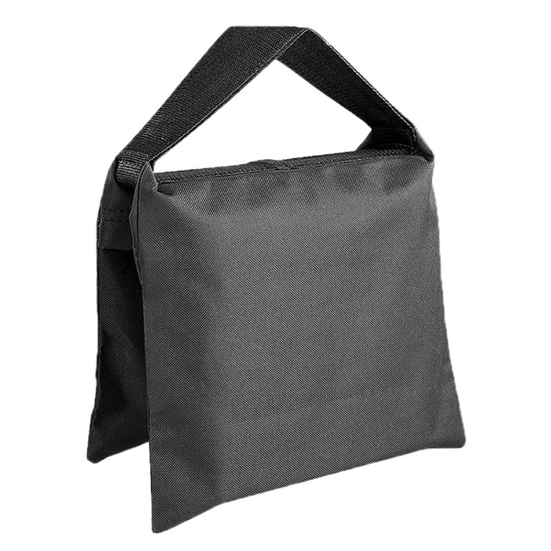 Черный-противовесы с песком для студийной фотосъемки мешок с песком для фотостудии Фотофон для студийной съемки светильник штатив со стойк...