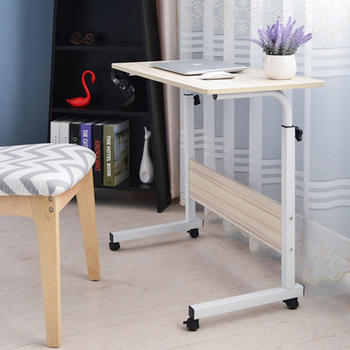 Laptop Desk for Bed Portable Computer Table Adjustable Movable Can be Lifted Standing 60*40CM - discount item  61% OFF Office Furniture