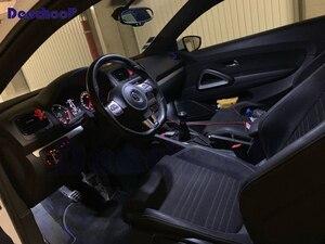 Image 5 - 11 adet araba LED ampuller VW Scirocco için, beyaz iç aydınlatma ampul Volkswagen Scirocco için kubbe ışık