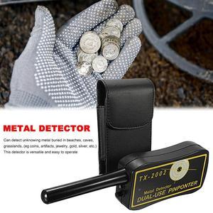Image 5 - Detector de metais subterrâneo do ouro arqueológico do diamante da longa distância ajustável TX 2002 handheld do detector de metais da sensibilidade alta