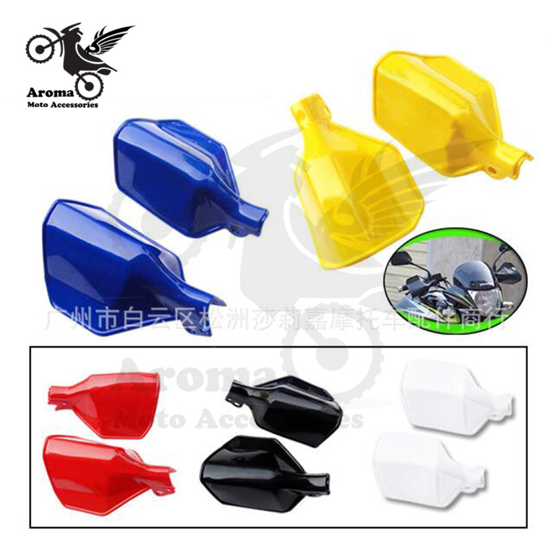 universal motocross part pitbike hand guards moto accessories for KTM husqvarna motocross hand protection motorcycle handguards(China)